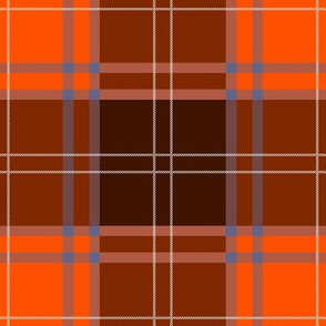 Custom Tartan ~ MacAutumn ~ Dress