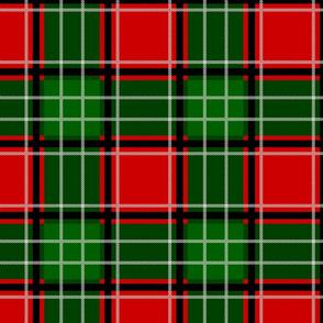 Custom Tartan ~ MacNicholas ~ Christmas Eve
