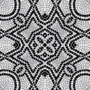 Ancient Roman Mosaic 1