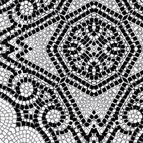 Ancient Roman Mosaic 2