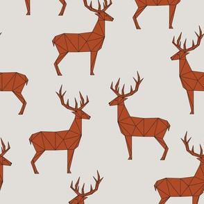 Deer - Red Brown