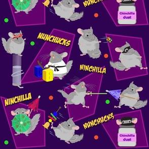 NinChilla Nunchucks