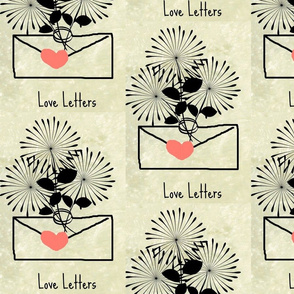 bouqet love letter-quote-Medium