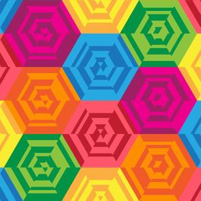 Rainbow Hexis
