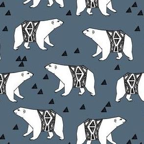 polar bear // arctic bear antarctic bear arctic bear nursery baby