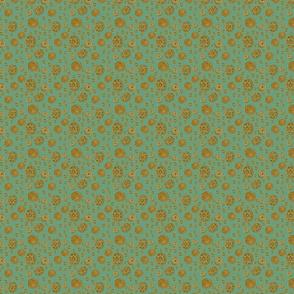 Ladybug Dots Rusty