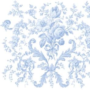 Faded Rococo White