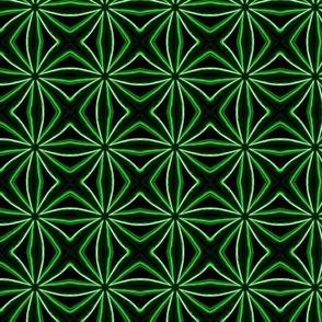 Warp Speed Groovy Green