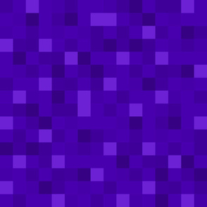 Blue and Purple Pixel Blocks