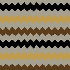 Steampunk Chevron Wide