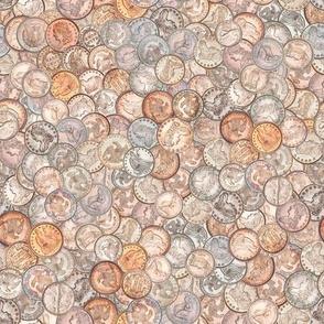Vintage American Coins