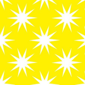 star yellow star