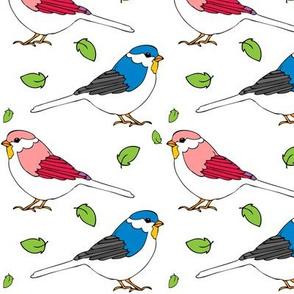 Love Birds No.1