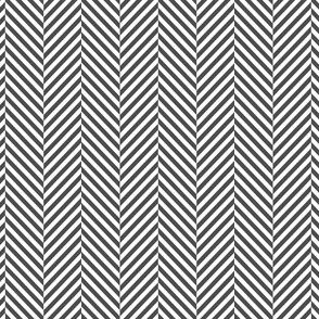 herringbone dark grey