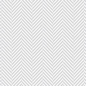 herringbone light grey