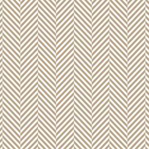 herringbone tan