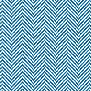 herringbone royal blue
