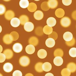 bokeh lights - Christmas gala