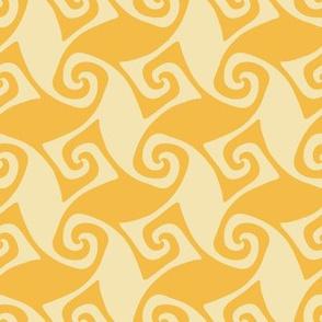 golden trellis