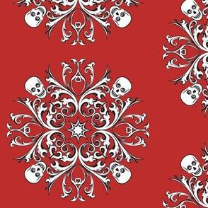 Skull_Motif_Aurora_Red