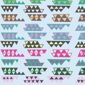 funky triangle