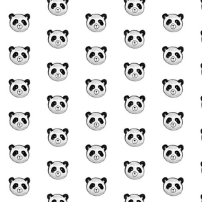 pandas small scale