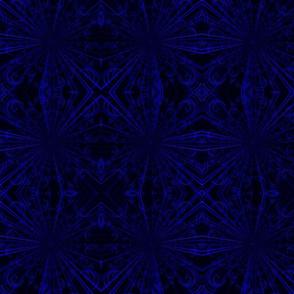 Star Swirl Blue
