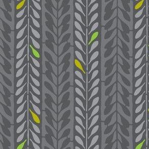 katagami 1 - utsubusi-iro ash gray