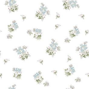 Vintage Bloom White