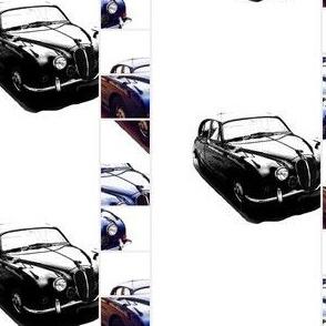 Vintage Jaguar