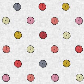 Tree polka dots (small)