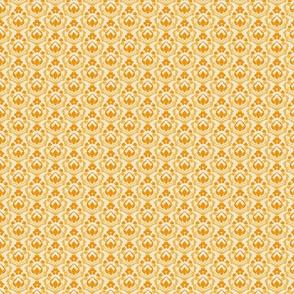 Nila in yellow/orange (secondary print)