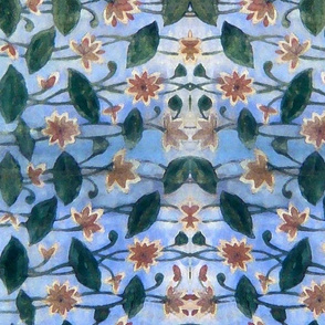 Lily Pad, Jaipur Palace Tiles