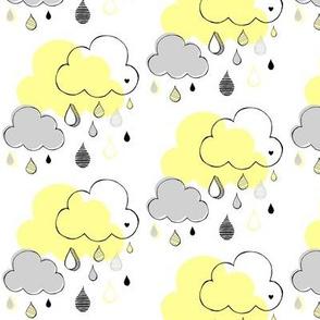 Rain cloud wonder - citrus
