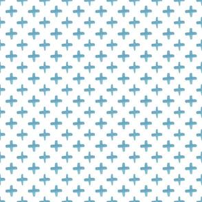 Watercolor Blue Plus (small)