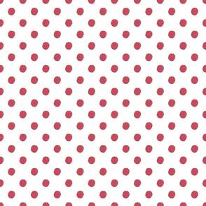 Watercolor Pink Dots (small)