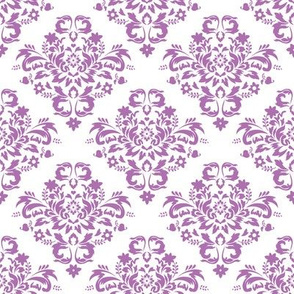 Damask - Orchid