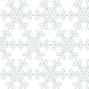 Snow Queen Elsa Snow Flakes