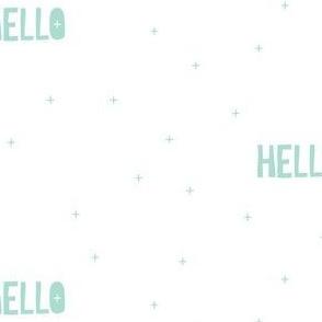 + Hello + // Mint