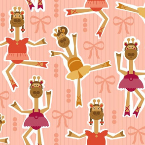 Giraffe Ballerinas