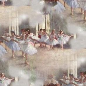 Ballet Rehearsal Degas Dance