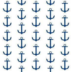 Anchor - Blue