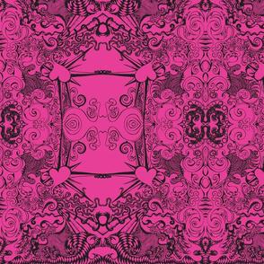 Dark Hearts_Pink