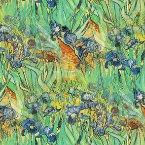 Irises Van Gogh Art
