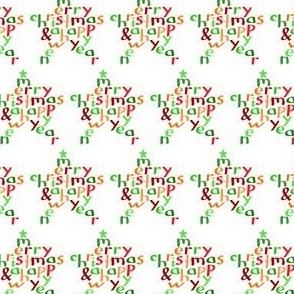 Merry Christmas - star