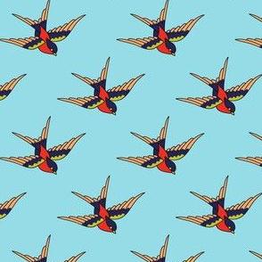 Swallows II