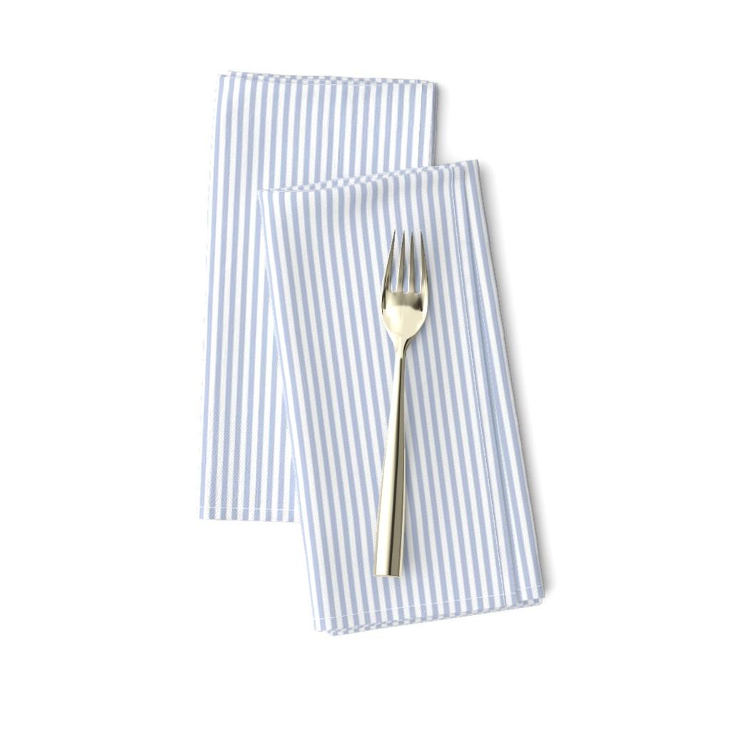 Amarela Dinner Napkins featuring Seersucker Stripe by woodruff999301