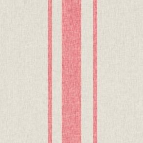 red grain sack