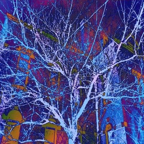 Night Tree Blues