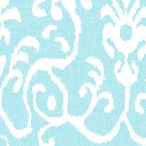 Lucette Ikat in Sky
